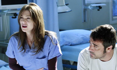 Grey's Anatomy wallpaper titled Meredith & Denny