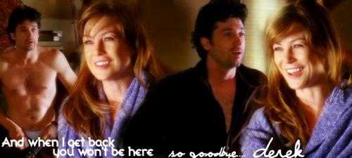 Meredith & Derek,