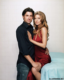 Grey's Anatomy پیپر وال called Meredith & Derek