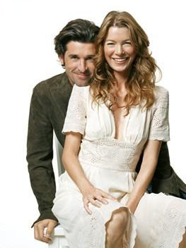 Meredith & Derek - meredith-and-derek Photo