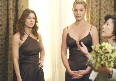 Meredith & Izzie