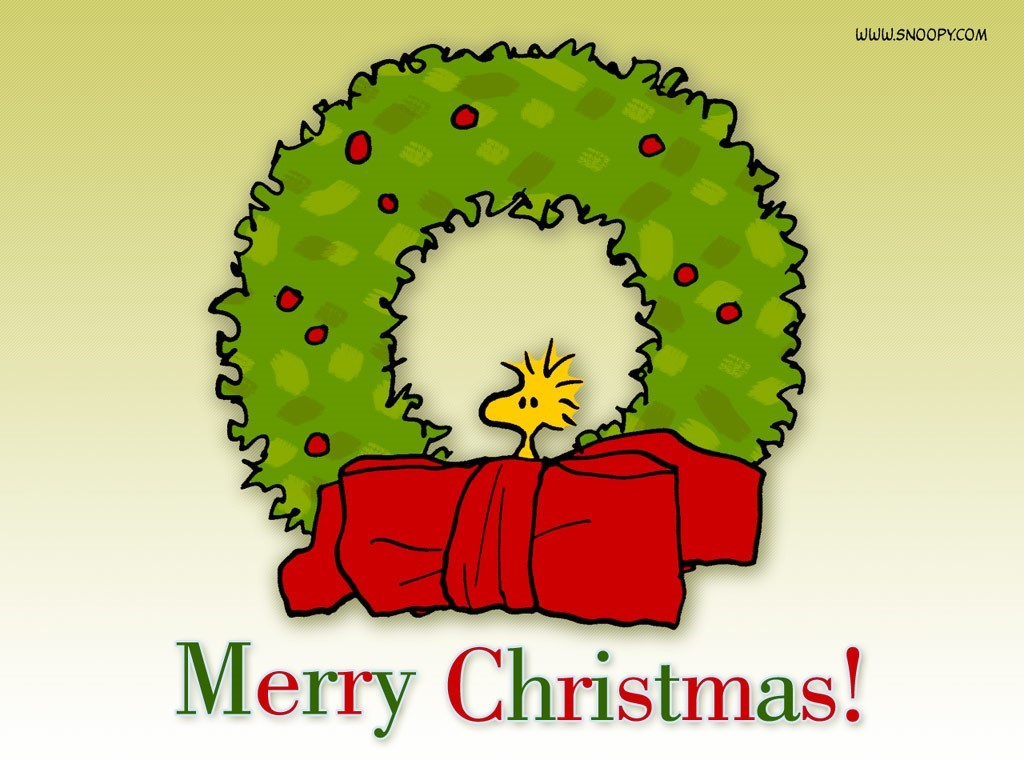 Merry christmas peanuts wallpaper 449702 fanpop