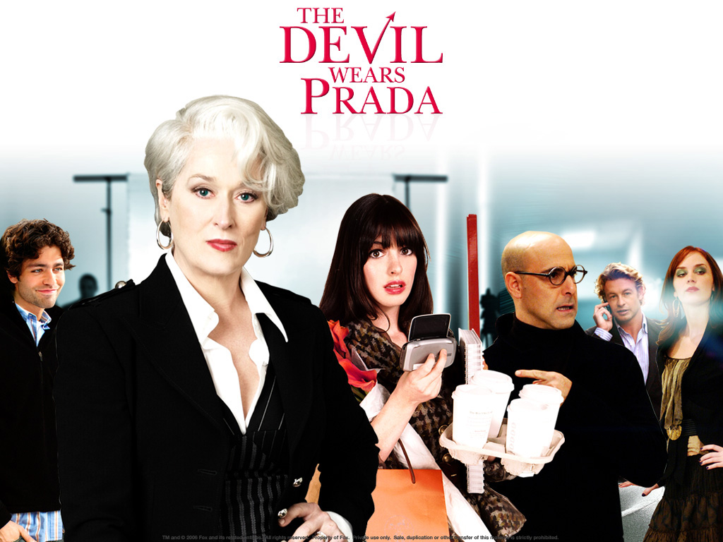 the devil wears prada The devil wears prada screenplay by peter hedges revisions by howard michael gould paul rudnick don roos current revisions by aline brosh mckenna.