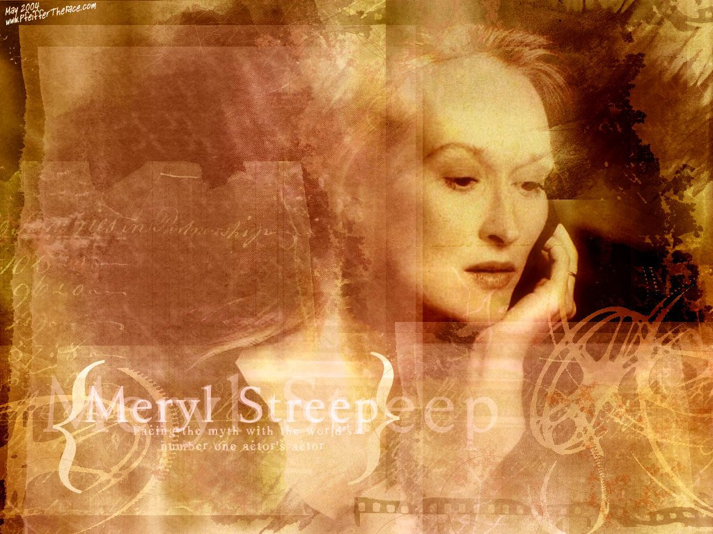 Meryl Streep - Wallpaper Gallery