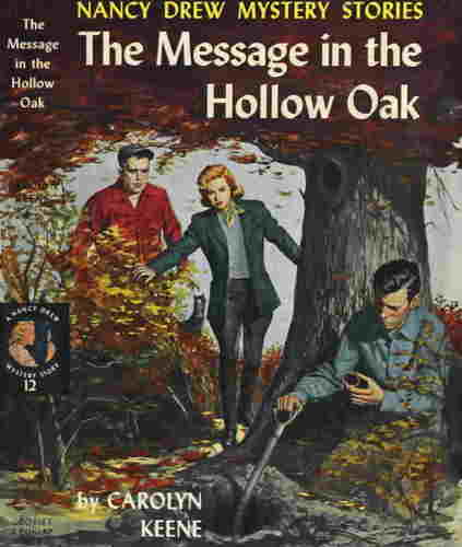 Message in the Hollow Oak