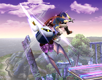 Meta Knight Special Moves