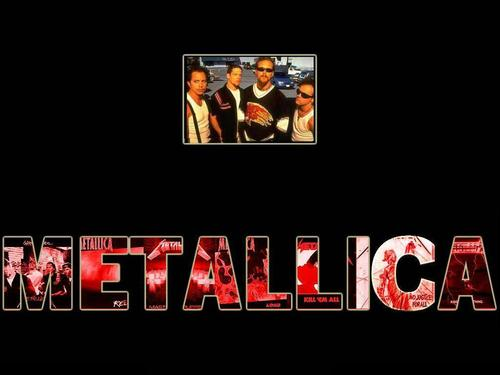 Metallica wallpaper entitled Metallica