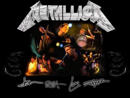 Metallica wallpaper titled Metallica