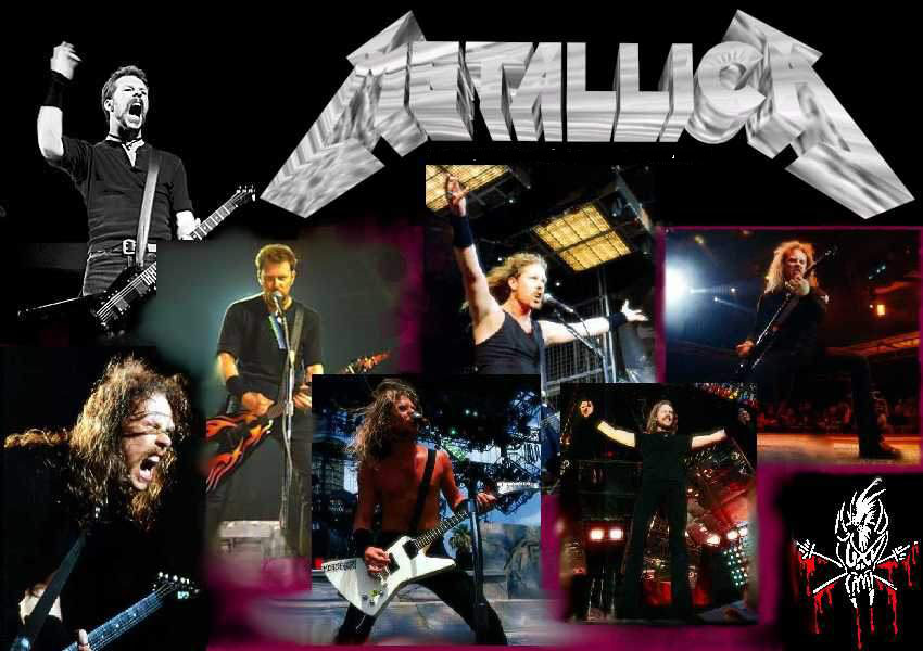 Metallica - Wallpaper Actress