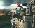 Meteor Smash - super-smash-bros-brawl photo