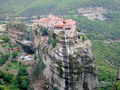 Meteora - greece wallpaper