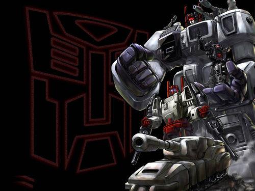 transformers wallpaper called Metroplex
