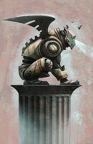 Metropolis Gargoyle?