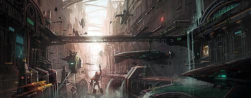 Metropolis Slums