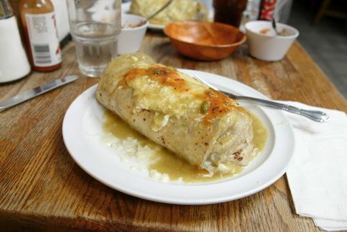 Mexican comida