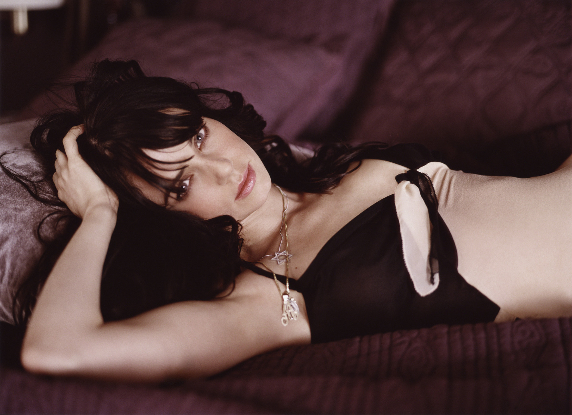 image Mia kirshner the l word 1