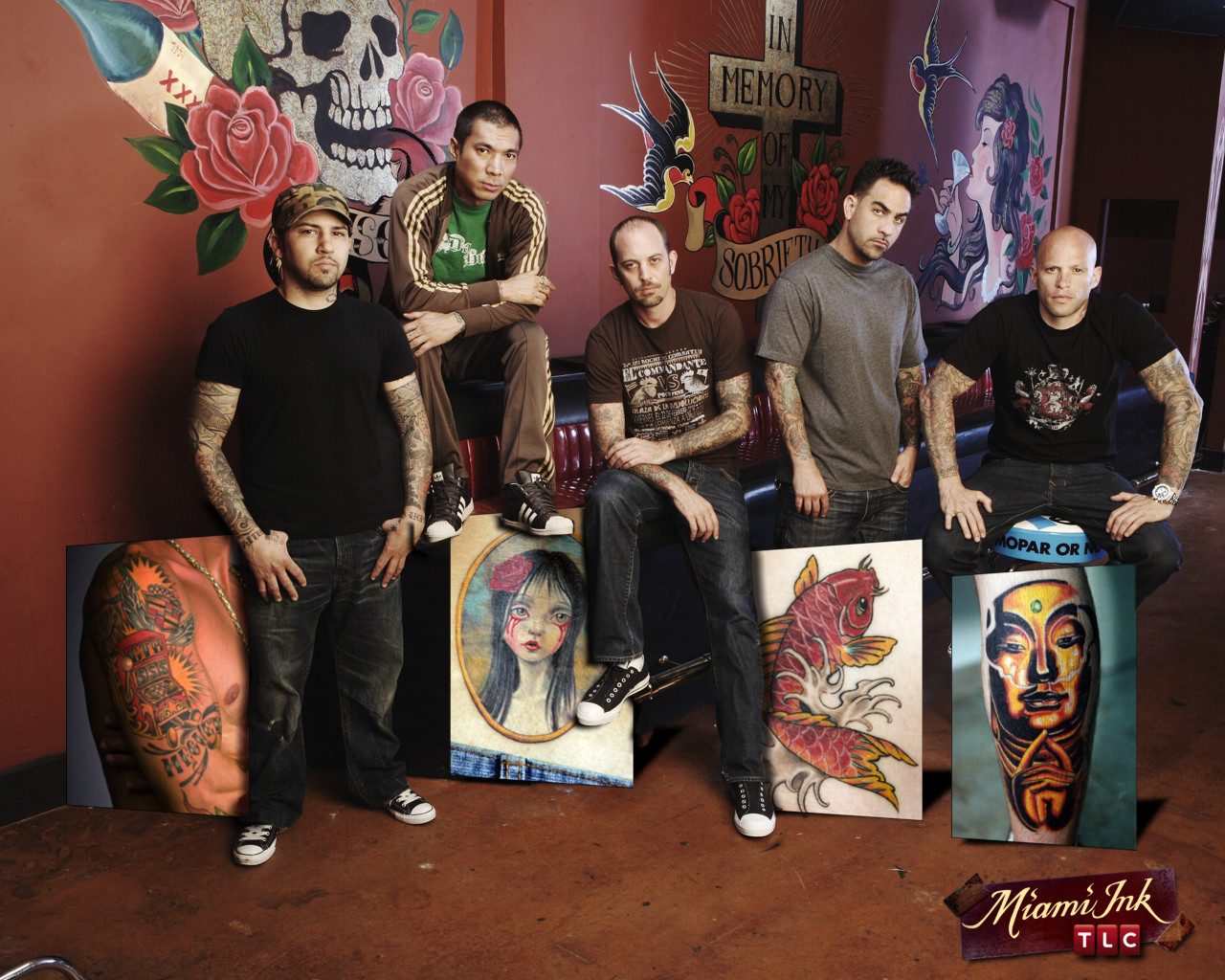 miami ink images miami ink hd wallpaper and background
