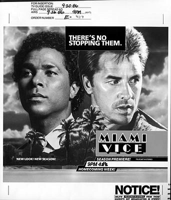 Miami Vice Ads