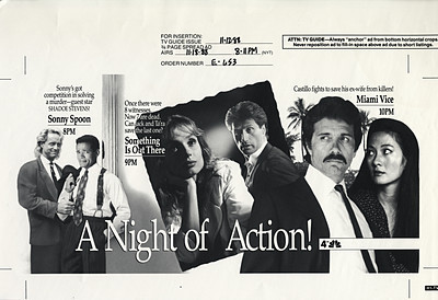 Miami Vice Ads