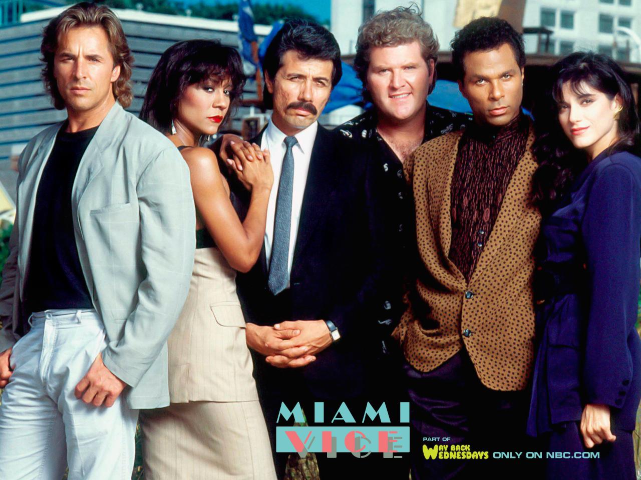 Vuelve Miami Vice Por TCM