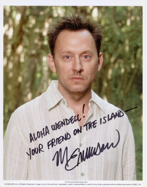 Michael Emerson - Wallpaper Colection