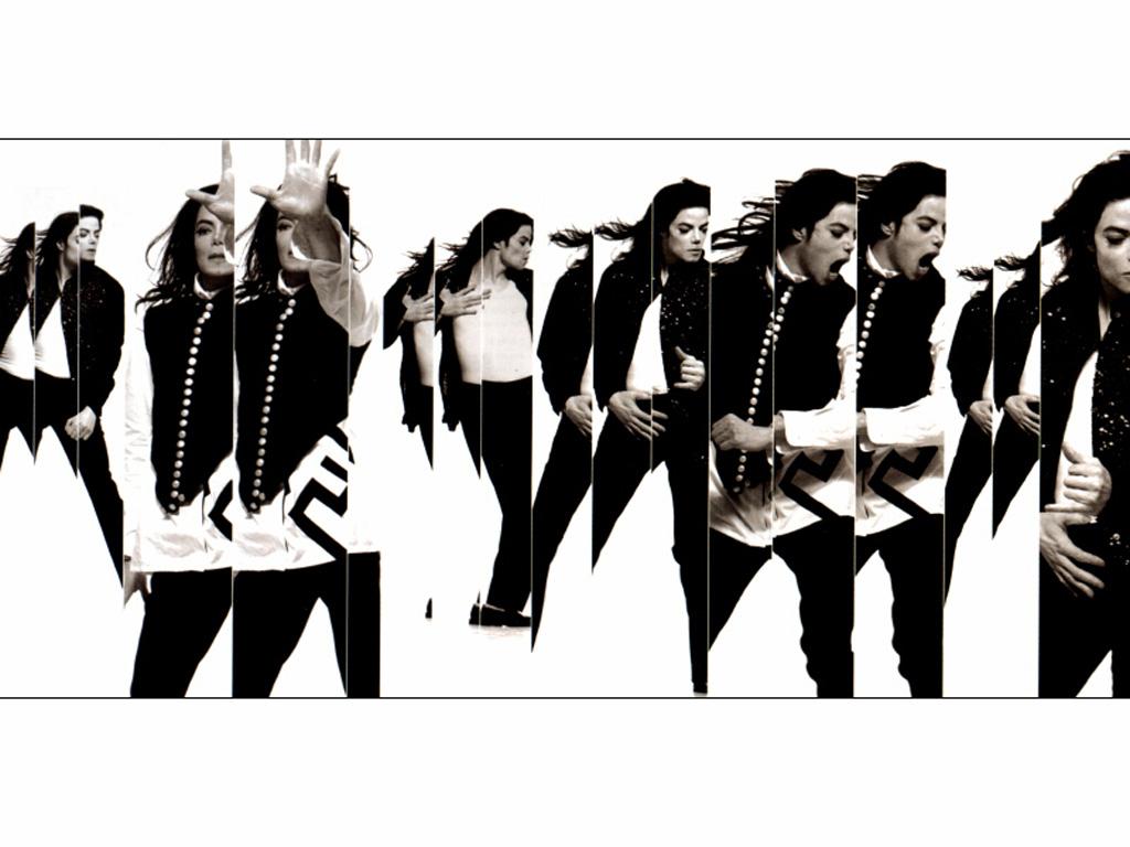 Michael Jackson nice star