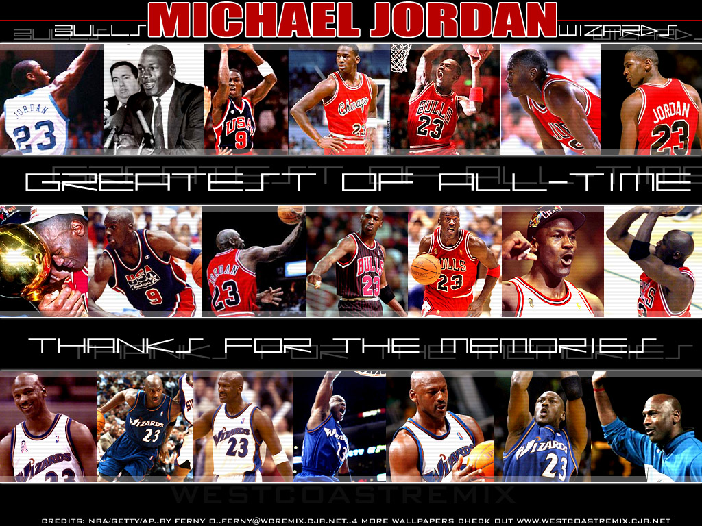 Michael Jordan - Wallpaper Hot