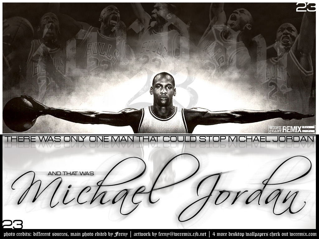 Michael Jordan Name