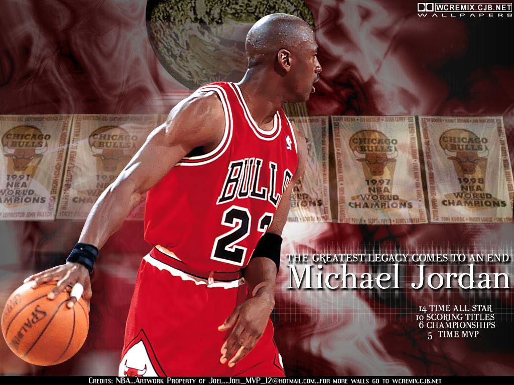 MICHAEL JORDAN - MICHAEL JORDAN Wallpaper (225004) - Fanpop