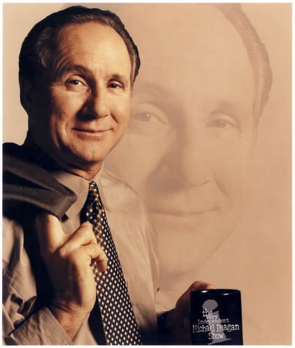 The Conservatives Club wallpaper called Michael Reagan