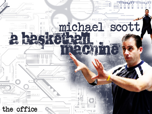 Michael Scott-Basketball