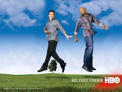Michael on Six Feet Under