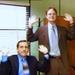 Michael & Dwight