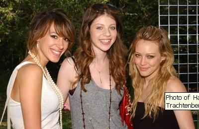 Michelle, Hilary & Haylie