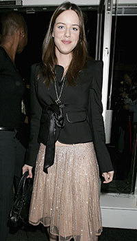 Michelle Ryan- Early and Later