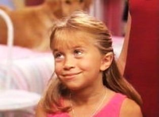 Michelle Tanner - FullHouse - Mary-Kate & Ashley Olsen ...