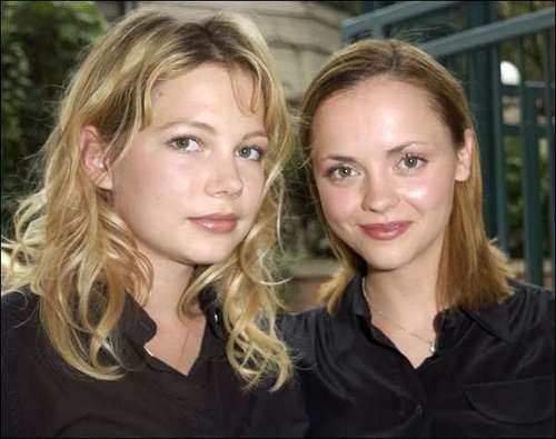 Michelle and Christina