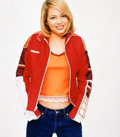 Michelle in Teen People