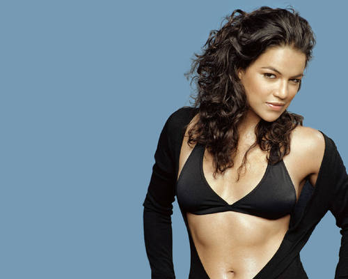 Michelle Rodriguez Hintergrund entitled Michelle