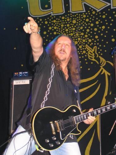 Mick Box Uriah Heep Photo 781520 Fanpop