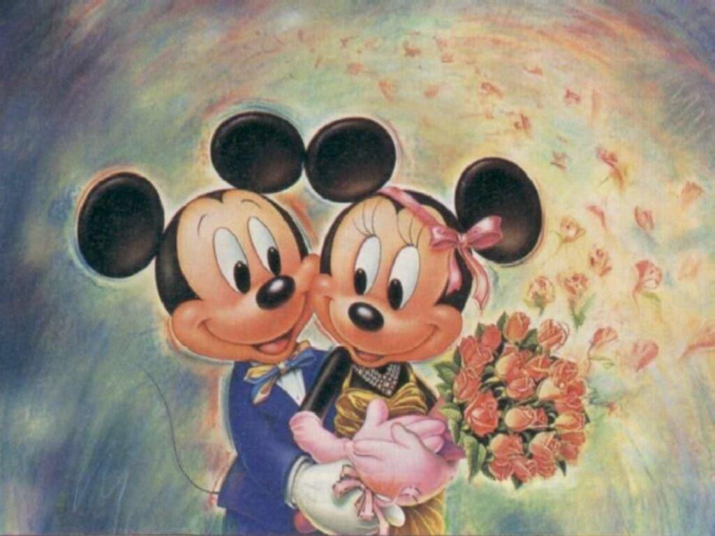 Mickey & Minnie - Disney Wallpaper (67760) - Fanpop