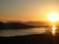 Midnight Sun, Hamaroy , Norway
