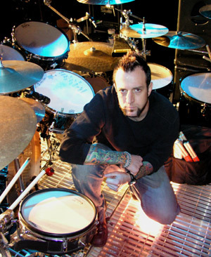 Mike Luce - Drums