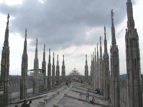 Европа Обои entitled Milan, Italy