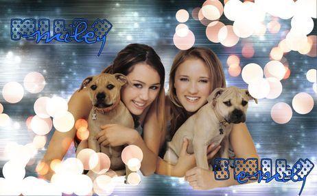 """Miley """"Smiley"""" Cyrus"""