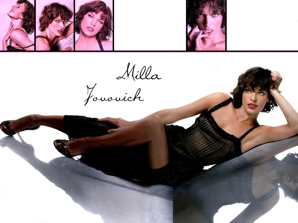 Milla Jovovich Milla