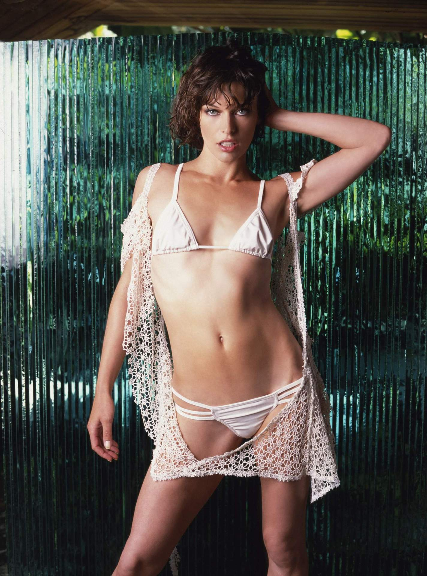 Milla Jovovich naked (19 fotos), photos Boobs, iCloud, see through 2020