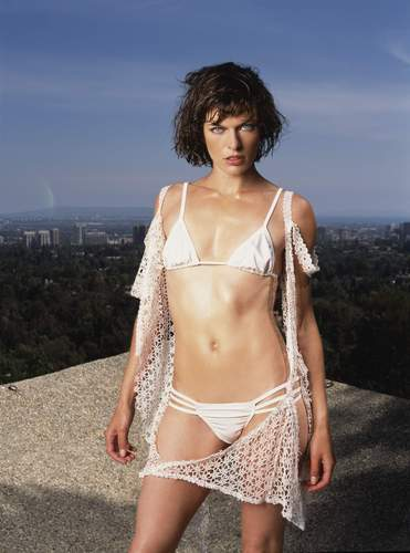 milla jovovich wallpaper called Milla Jovovich