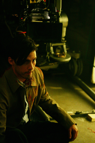 Milo as Peter