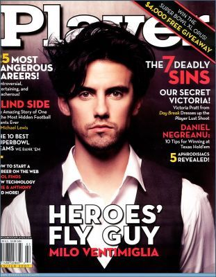Milo from Magazines